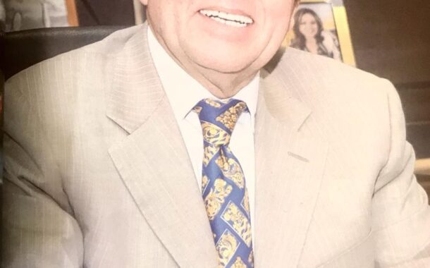 Mr Mohamed Aboukhalid, the former General Manager of Al-Khat Printing Press Co, Kuwait and Al-Khat Packaging Co.